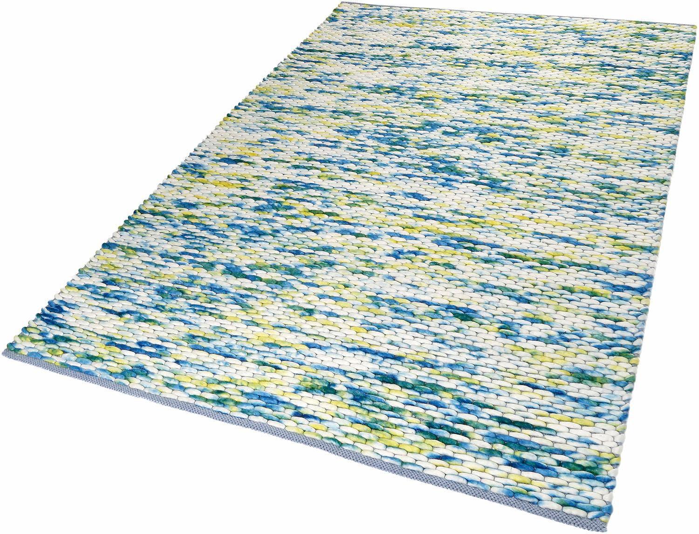 Teppich, Esprit, »Reflection«, Höhe 20 mm, handgewebt