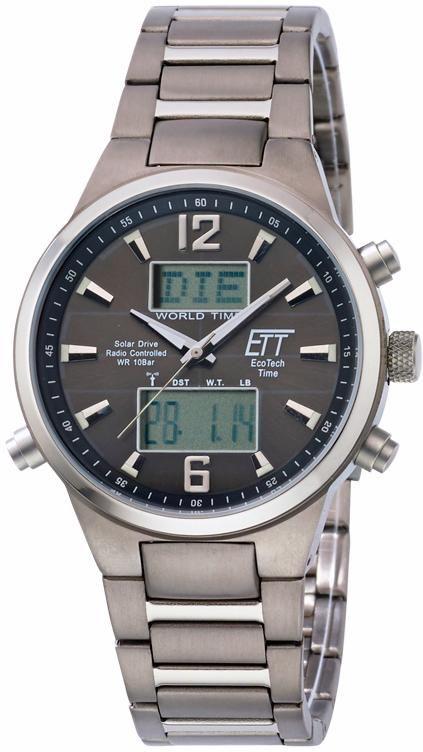 ETT  Funkchronograph »EGT-11324-11M«