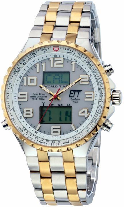 ETT  Funkchronograph »EGS-11329-82M«