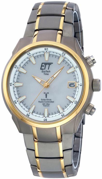 ETT  Funkuhr »EGT-11337-51M«