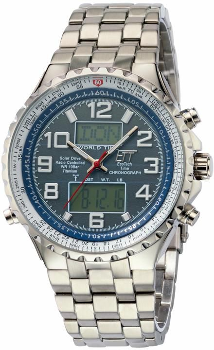 ETT  Funkchronograph »EGS-11327-80M«