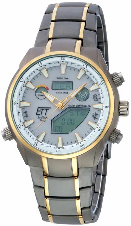 ETT  Funkchronograph »EGT-11336-40M«