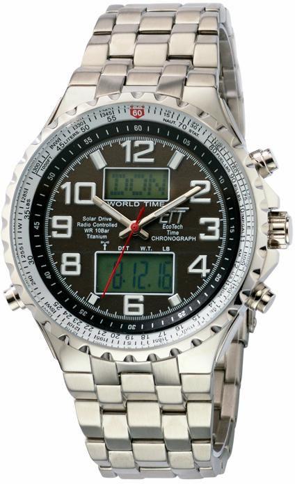 ETT  Funkchronograph »EGS-11328-81M«