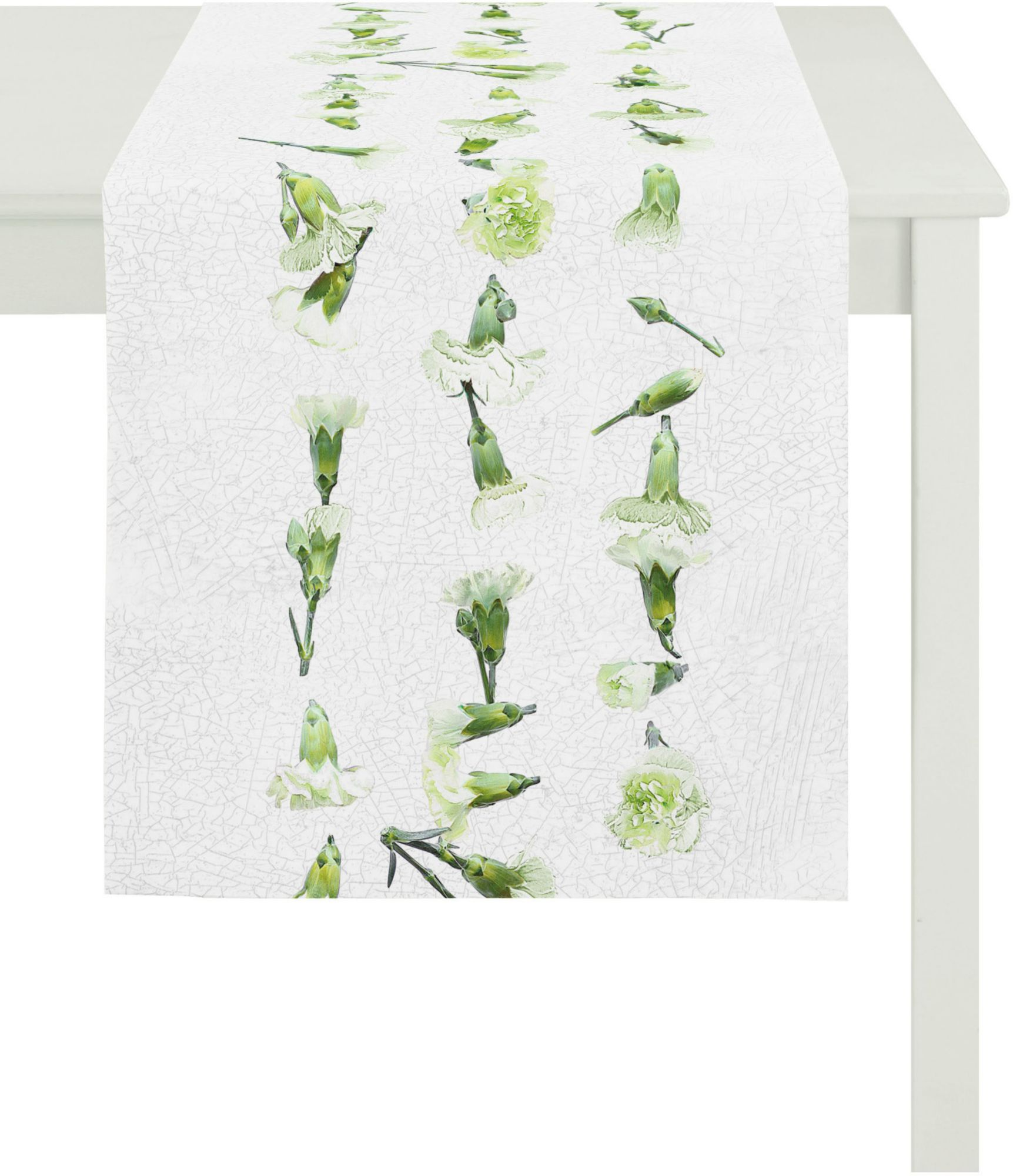 APELT Apelt Tischläufer, 40x140 cm, »3941 SUMMER GARDEN«