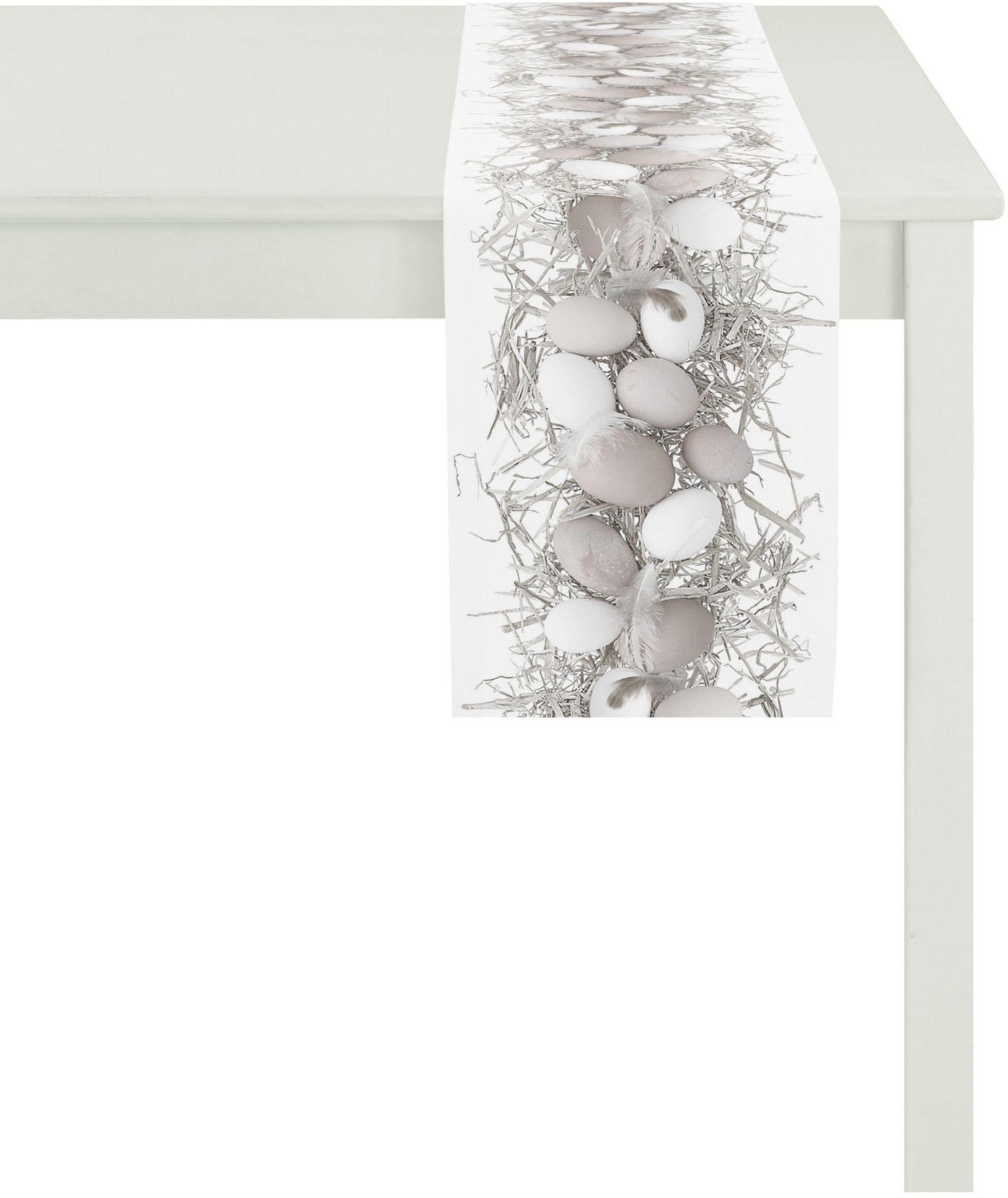 APELT Apelt Tischband, 25x175 cm, »2205 HAPPY EASTER«