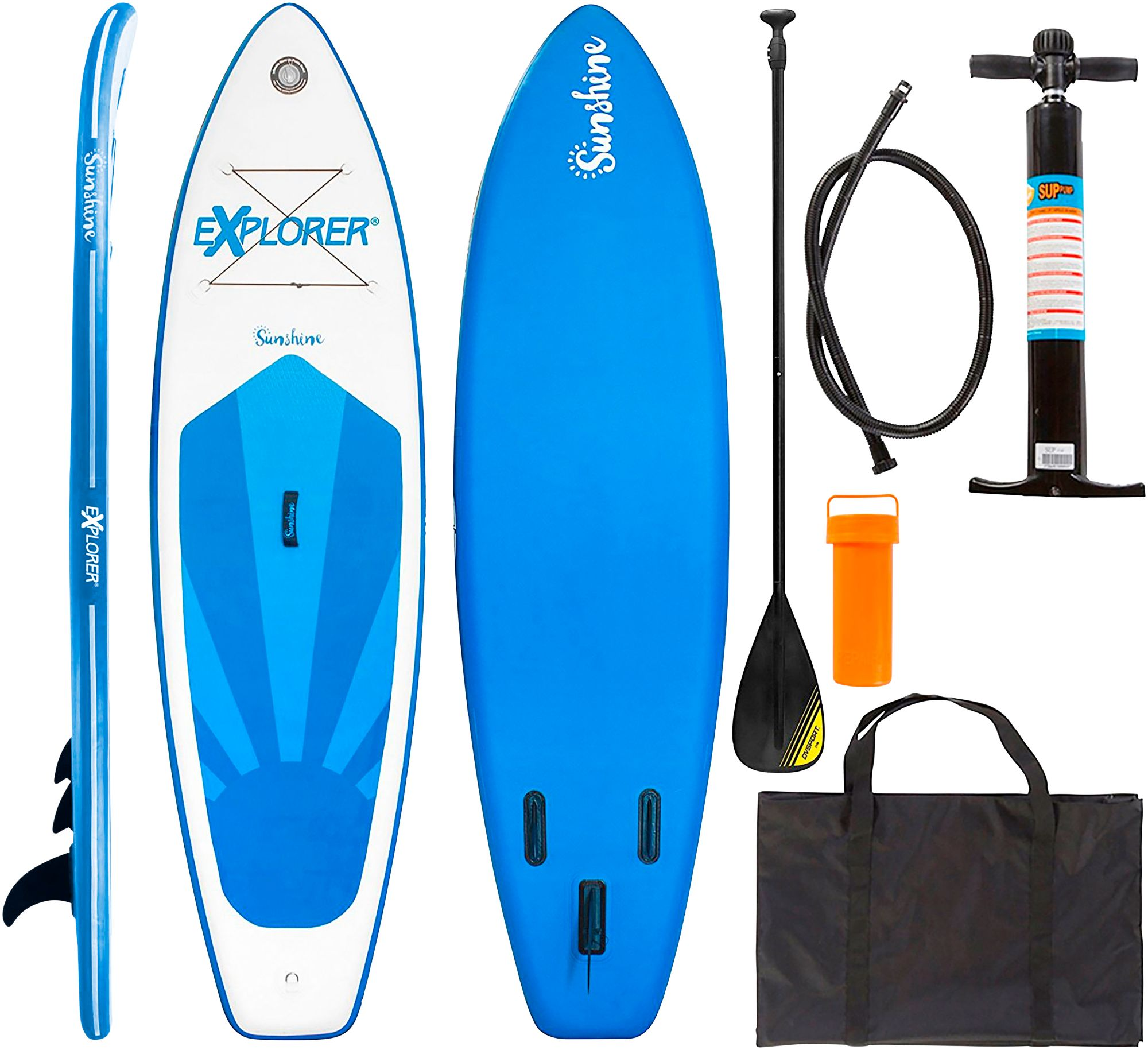 EXPLORER  Stand Up Paddle SUP-Board »Sunshine«, BxL: 81 x 305 cm