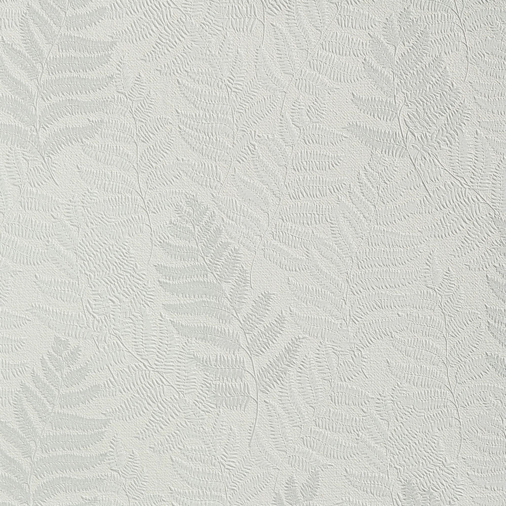 BODENMEISTER A.S. Creation Vliestapete Amory Blumenranke Weiß