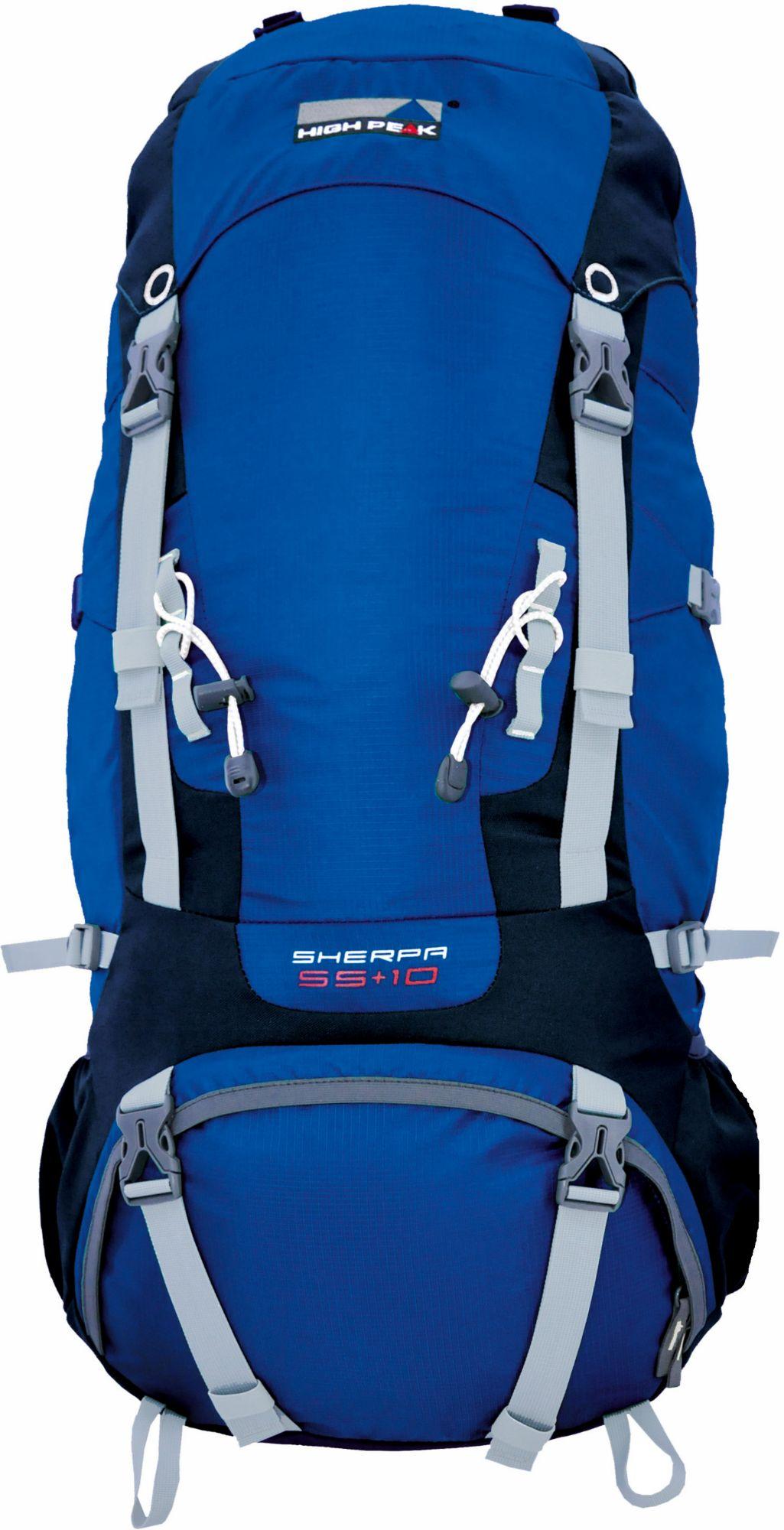 HIGH PEAK Backpack Sherpa 65+10, Rucksack