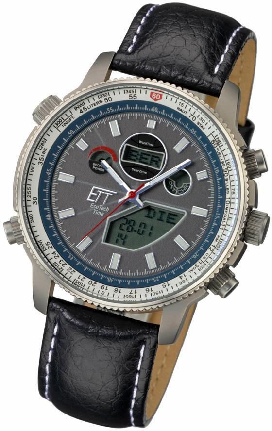 ETT  Funkchronograph »EGT-11199-31L«