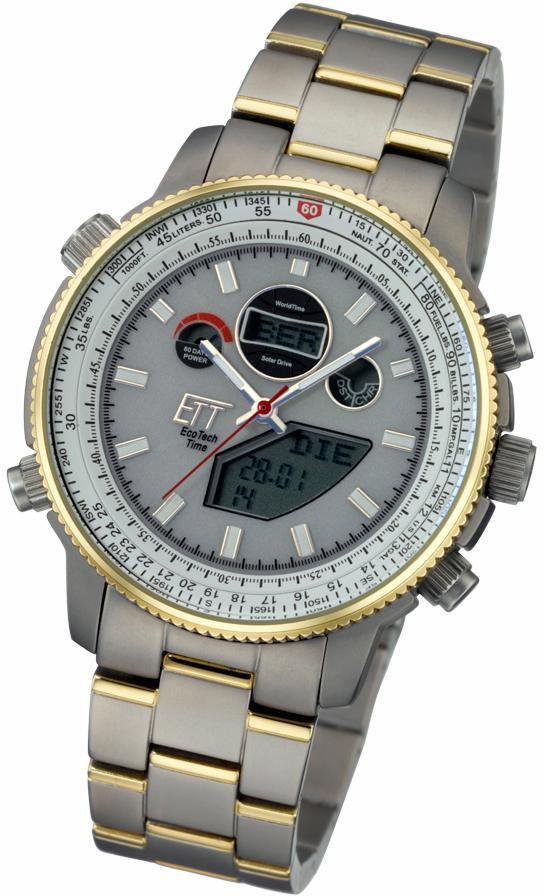 ETT  Funkchronograph »EGT-11200-11M«
