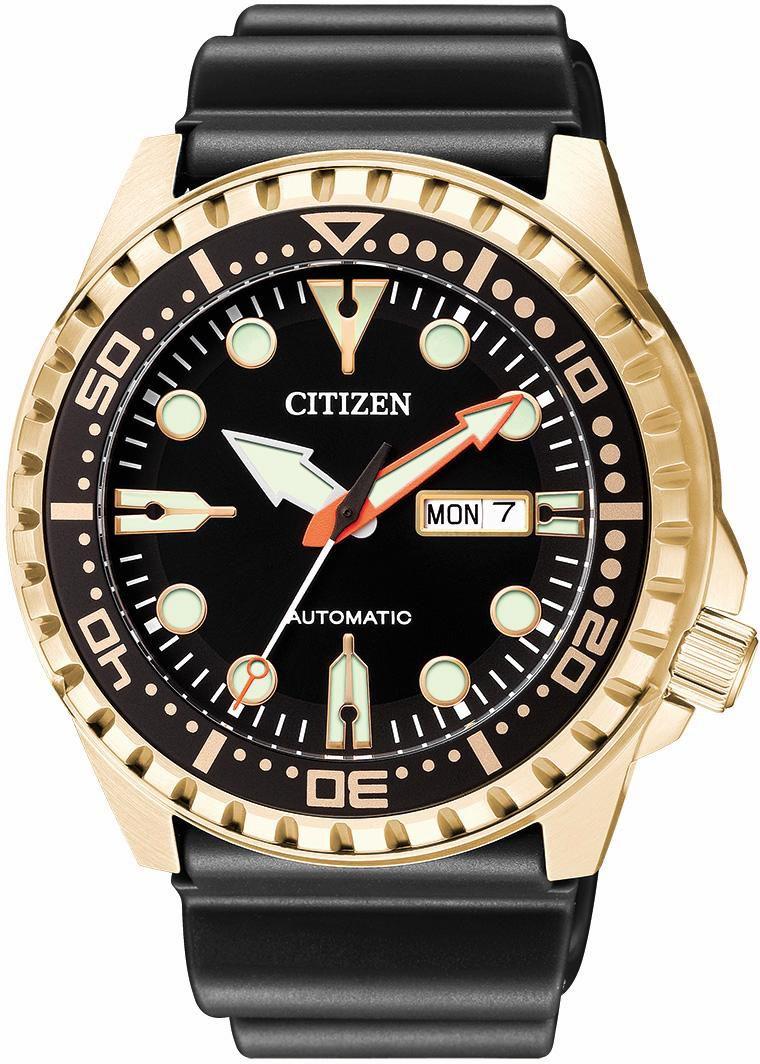 CITIZEN Citizen Automatikuhr »NH8383-17EE«