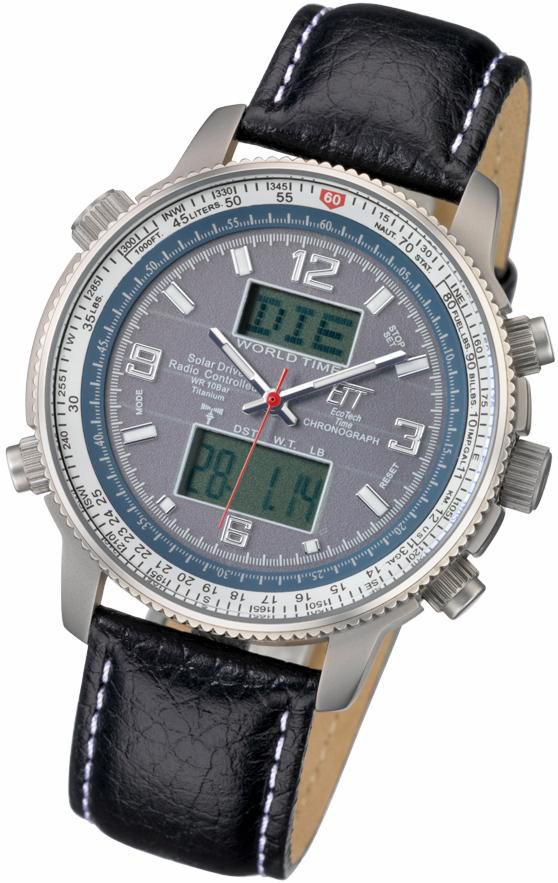 ETT  Funkchronograph »EGT-11209-31L«