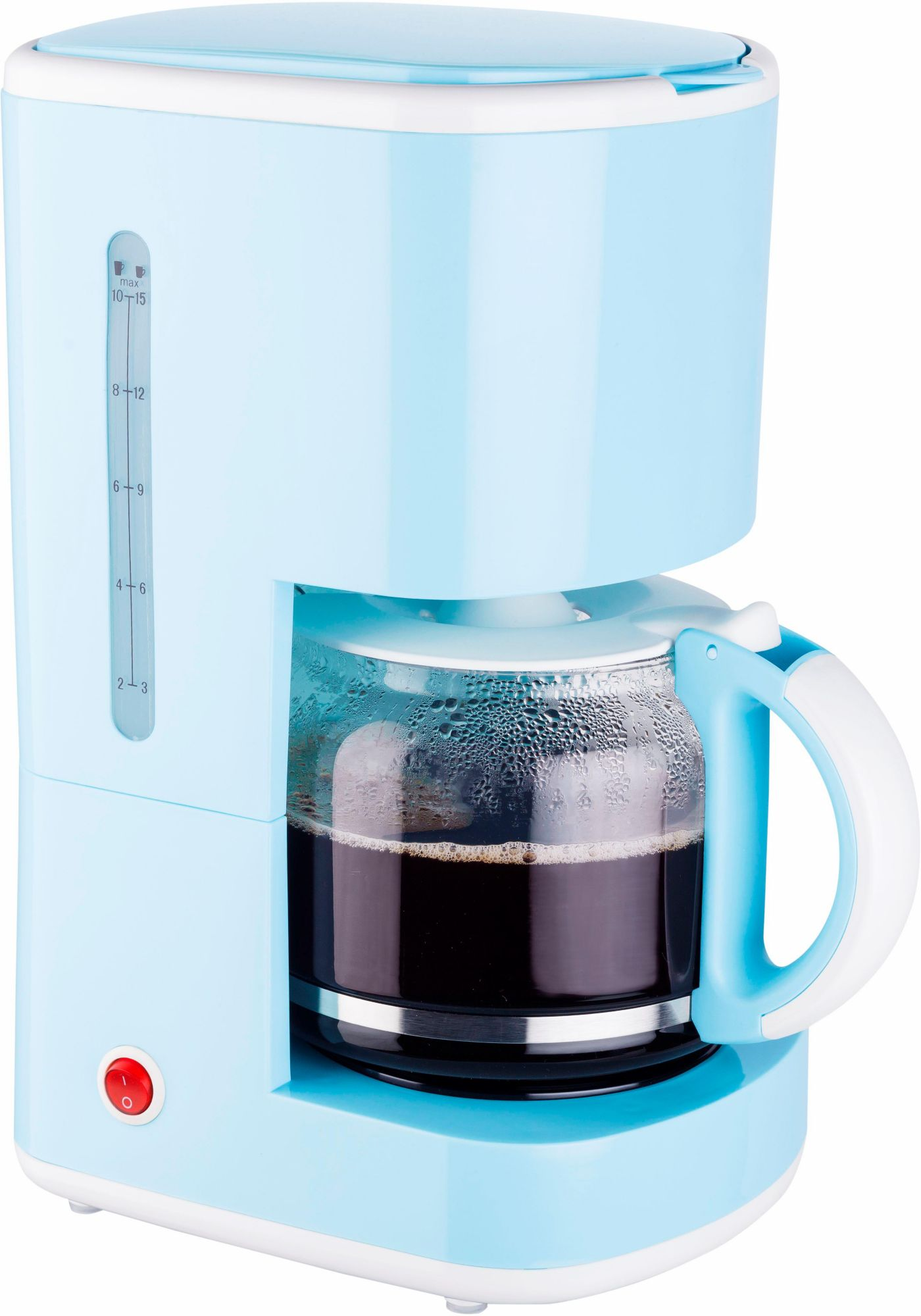 BESTRON Bestron Kaffeemaschine ACM300EVB, 920 Watt, blau