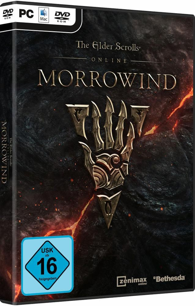 BETHESDA The Elder Scrolls Online: Morrowind (PC Win) DE (Download)