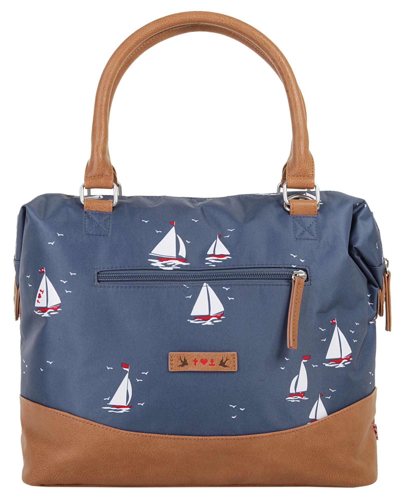 BLUTSGESCHWISTER blutsgeschwister Handtasche »ESTERHAZY ELLBOW BAG«