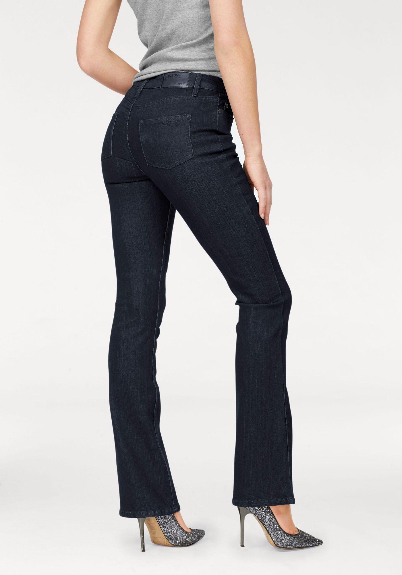 ARIZONA Arizona Bootcut-Jeans »Baby Bootcut«