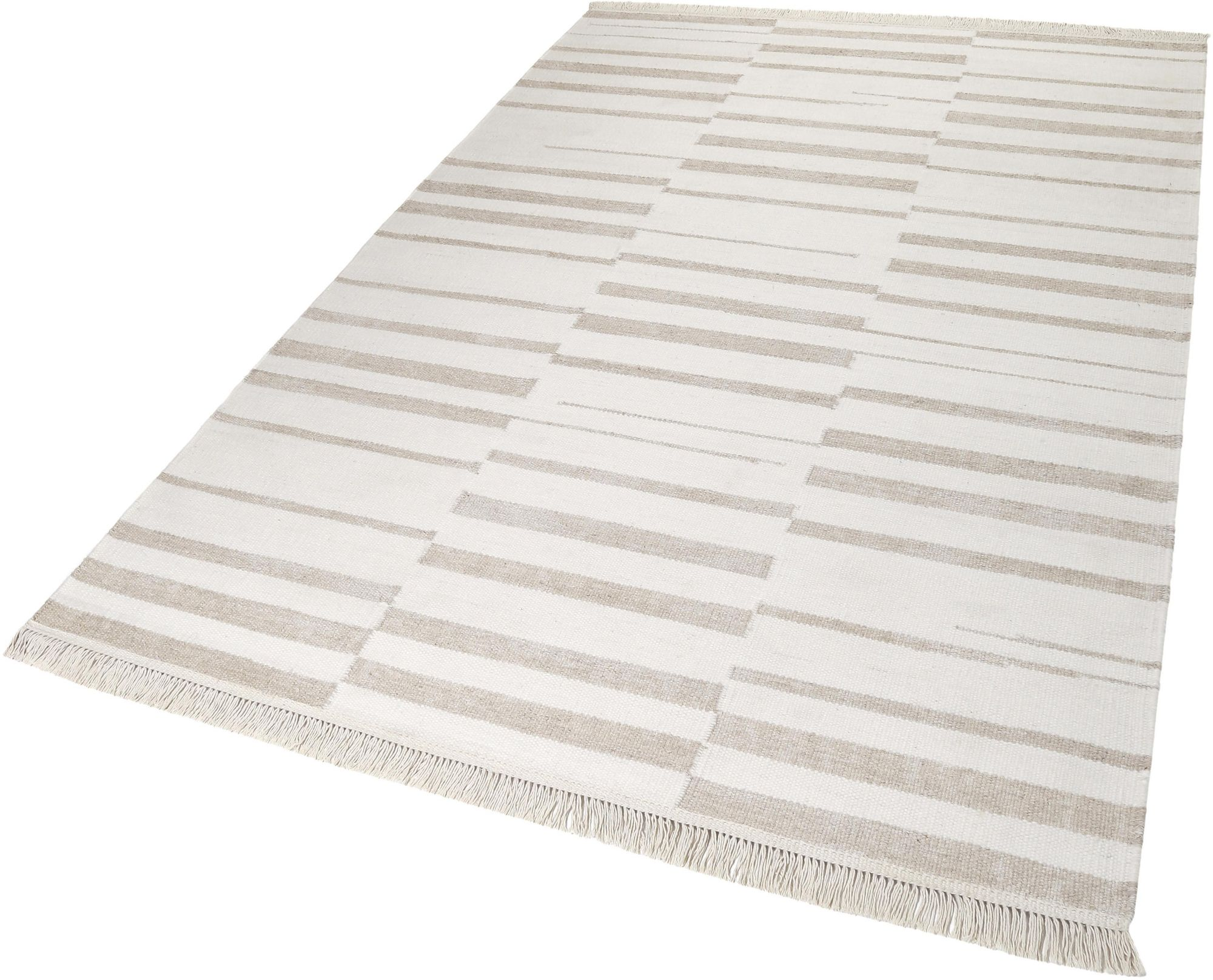 CARPETSCO Teppich, Carpets&Co, »Skid Marks«, Höhe: 5 mm, handgewebt