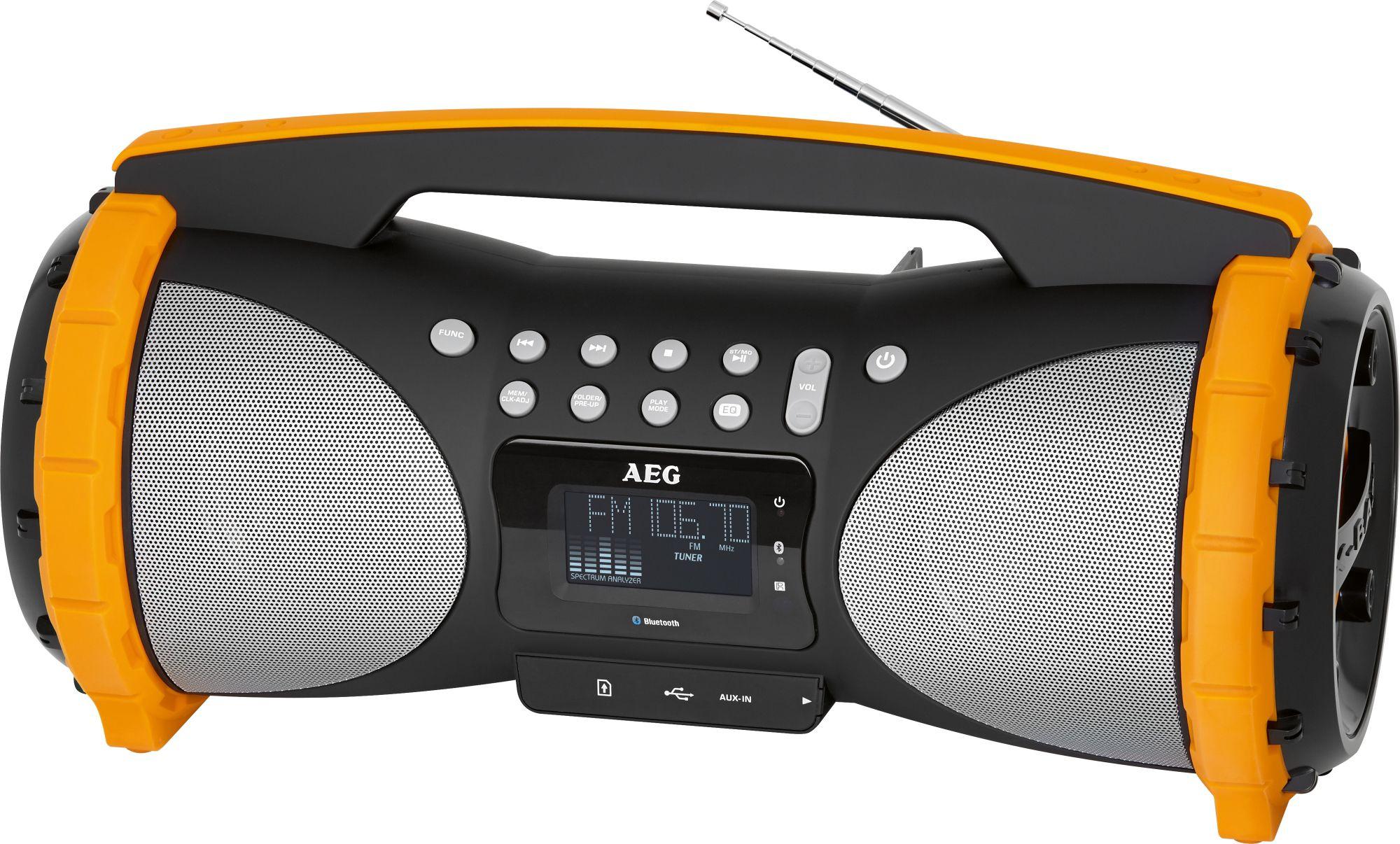 AEG  Soundsystem mit Stereo-Radio, Bluetooth & USB »SR 4367 BT«