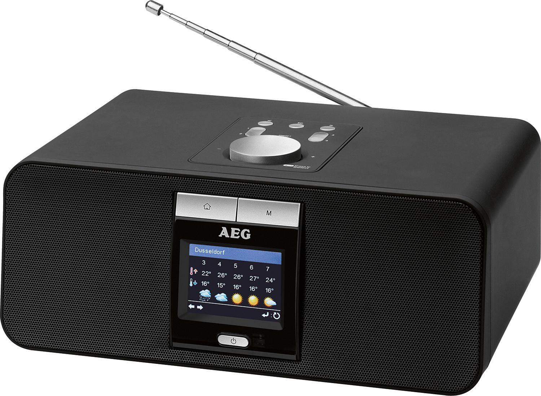 AEG  Internet Stereoradio mit Bluetooth & USB-Anschluss »IR 4468 BT«