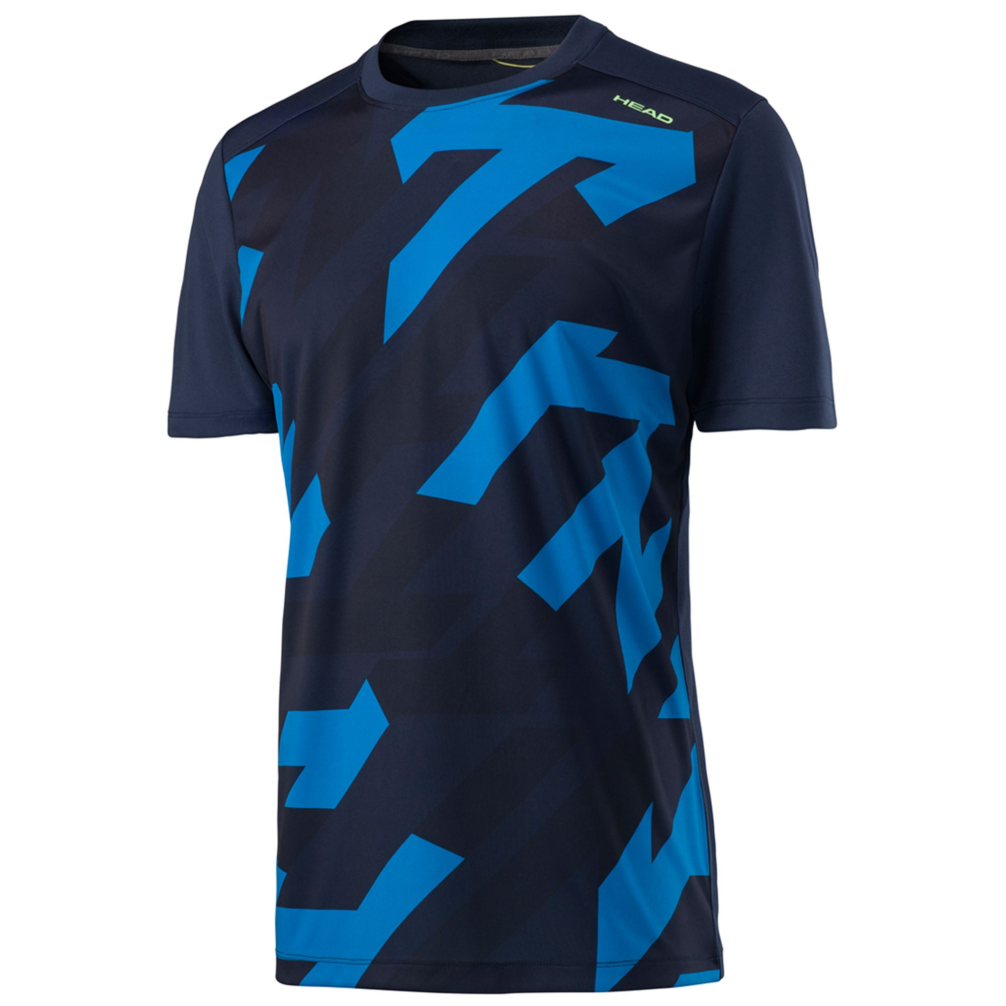 HEAD  Vision Camo Tennisshirt Herren
