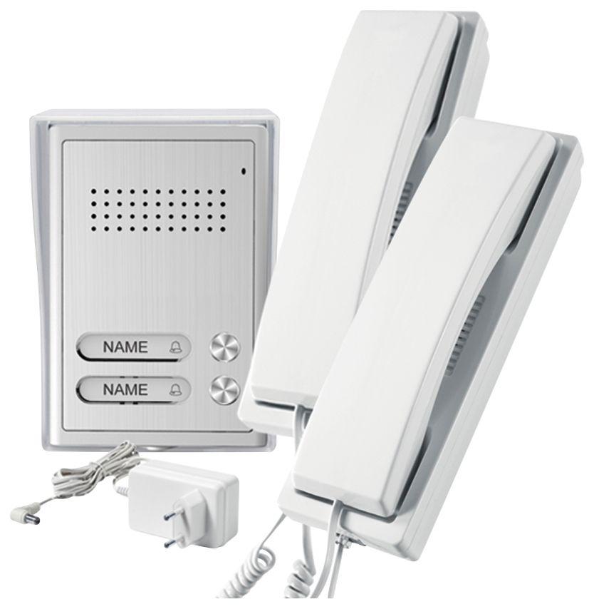 GEV  CAB 87354 Audio-Türsprechanlage für 2-Familienhaus