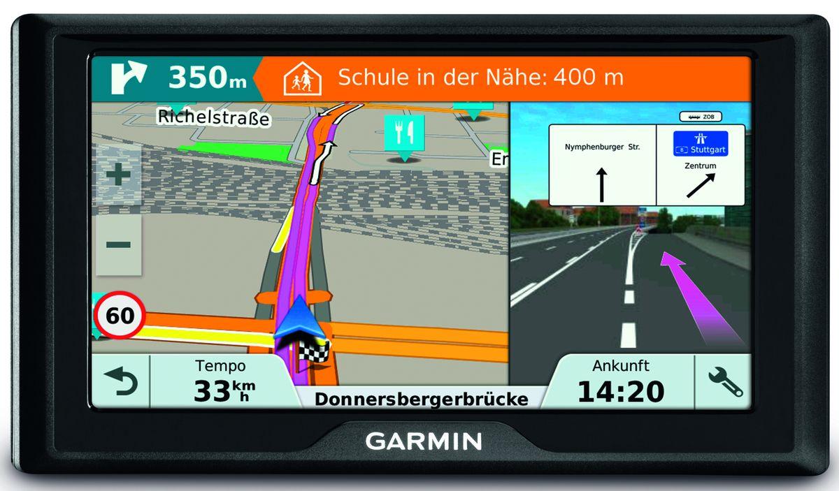 GARMIN Drive 61 LMT-S EU, Navigationssystem