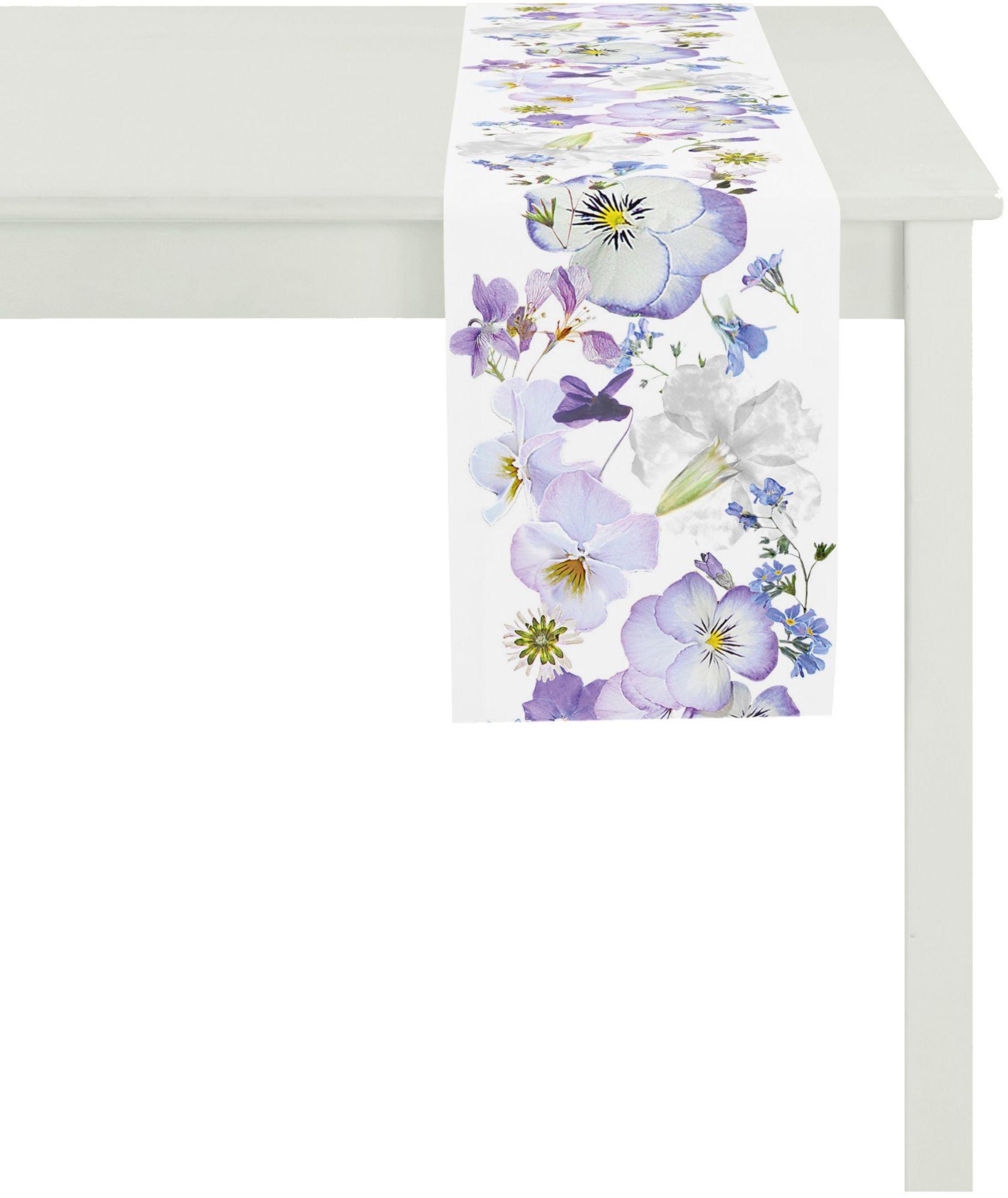 APELT Apelt Tischband, 25x175 cm, »2201 SPRINGTIME«