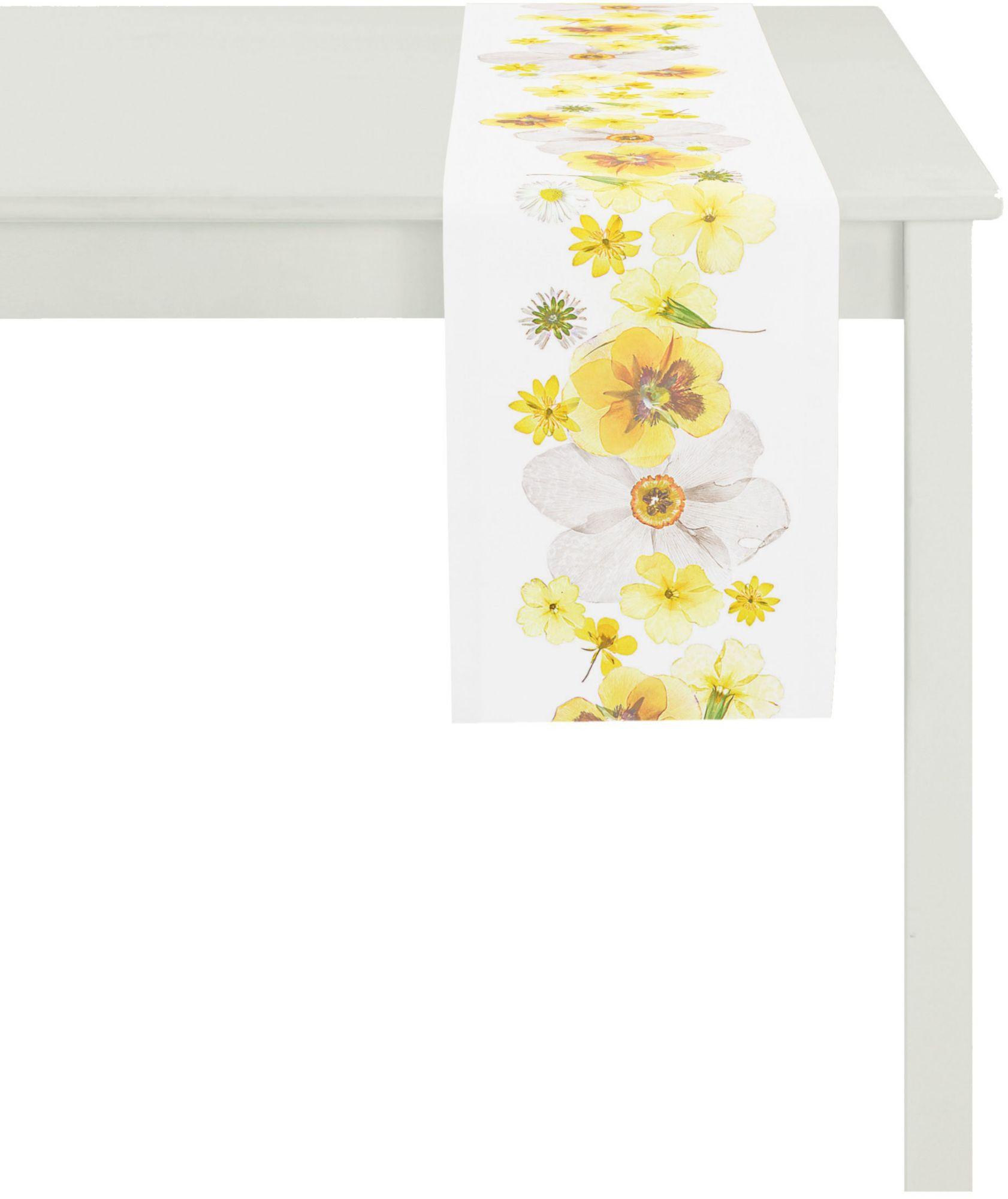 APELT Apelt Tischband, 25x175 cm, »2202 SPRINGTIME«