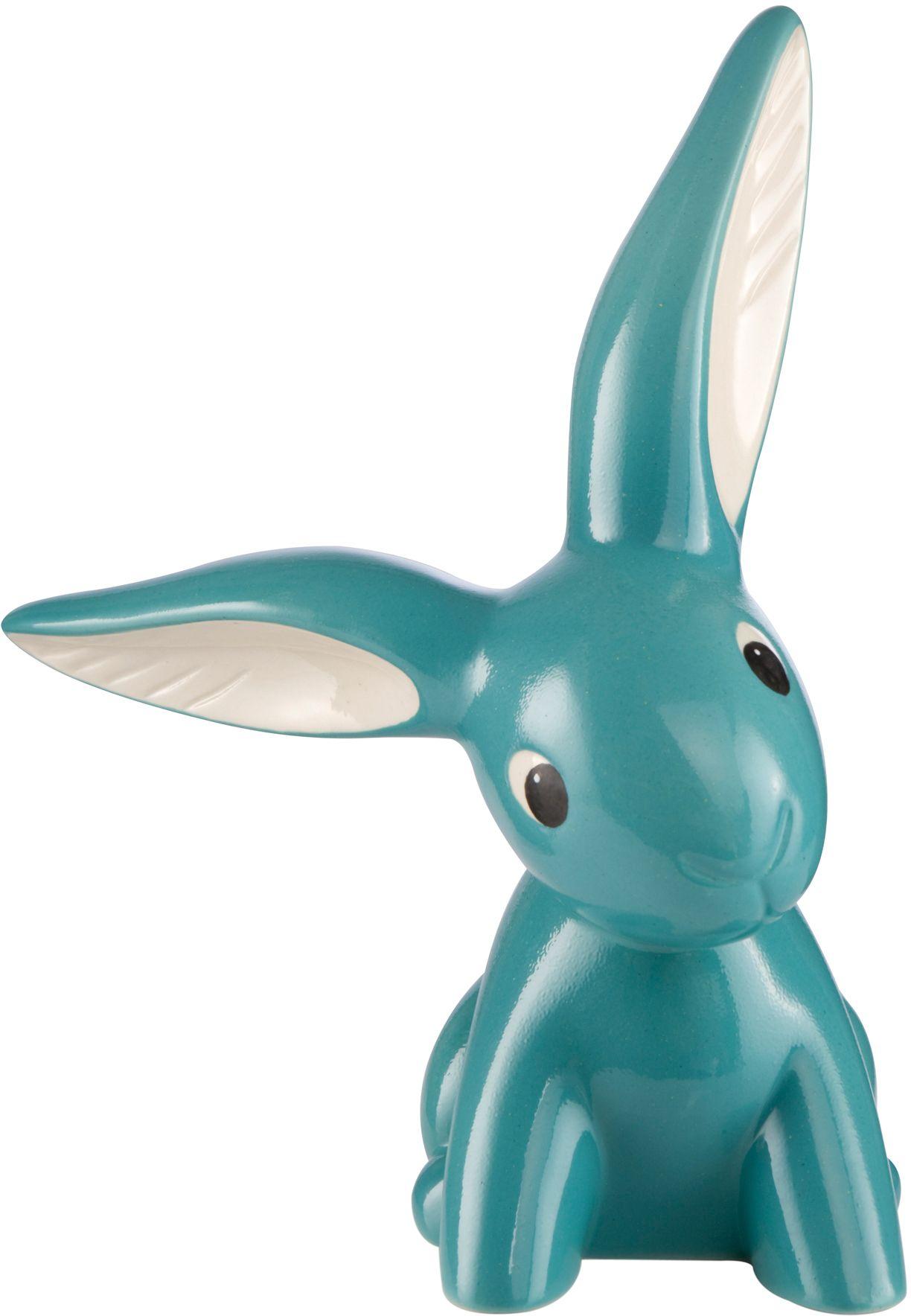 GOEBEL Goebel Hase Bunny de luxe, »Turquoise Bunny«