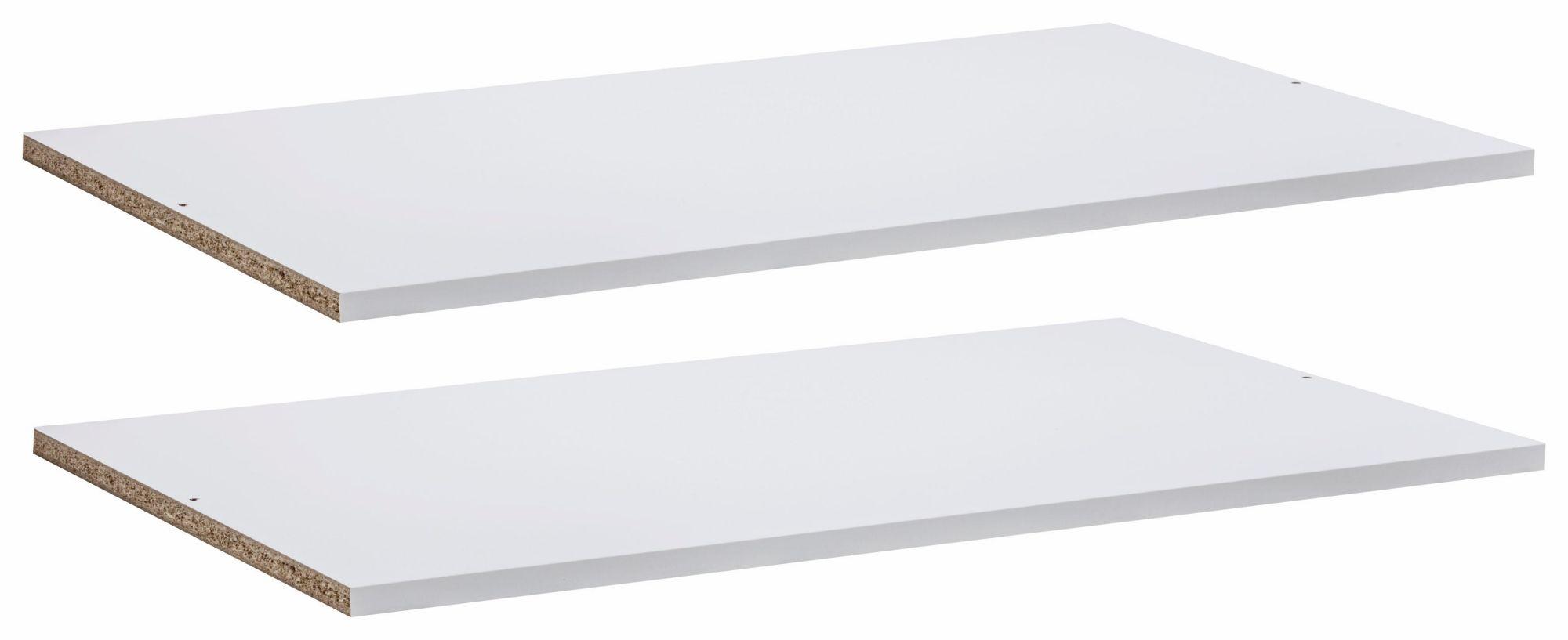 CS SCHMAL CS Schmalmöbel Einlegeböden »Soft Smart«, 2er-Set