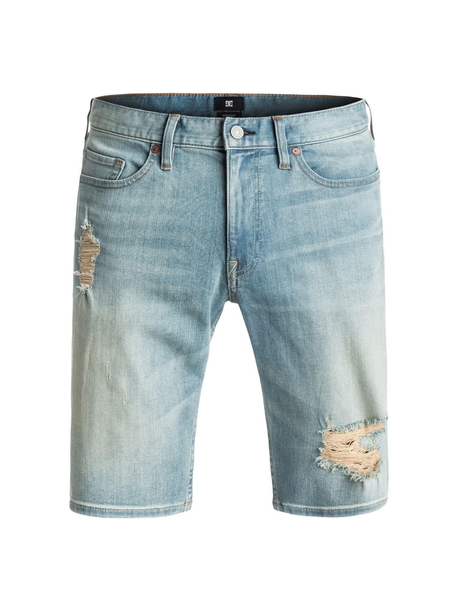DC SHOES DC Shoes Denim-Shorts »Washed Straight - Denim-Shorts«