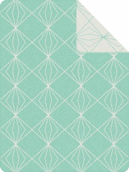 IBENA Wohndecke, Ibena, »Solna«, im Diamanten Design