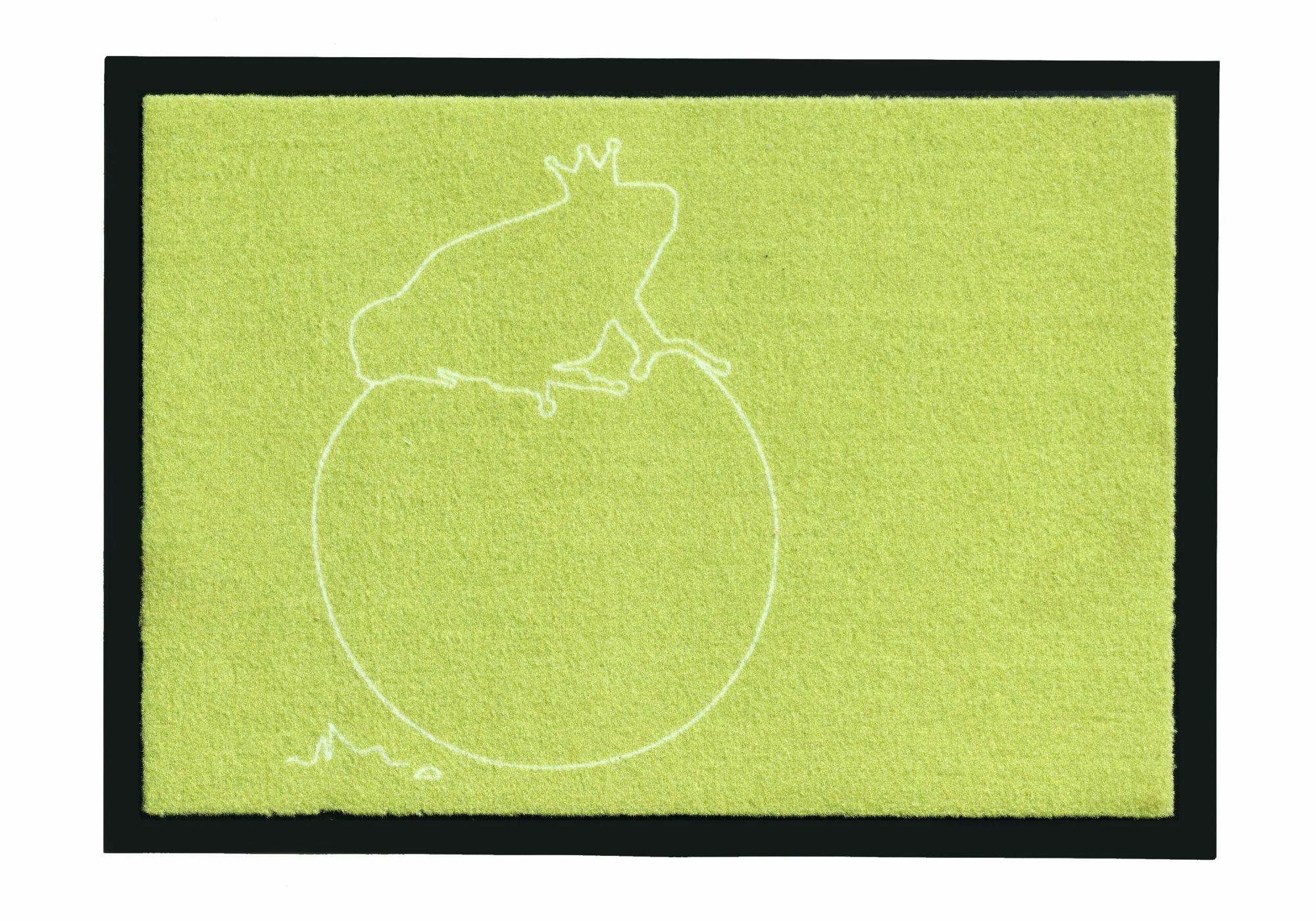 GRIMMLIIS Fußmatte, Grimmliis, »Märchen 2«, Höhe 2 mm,  rutschhemmend beschichtet