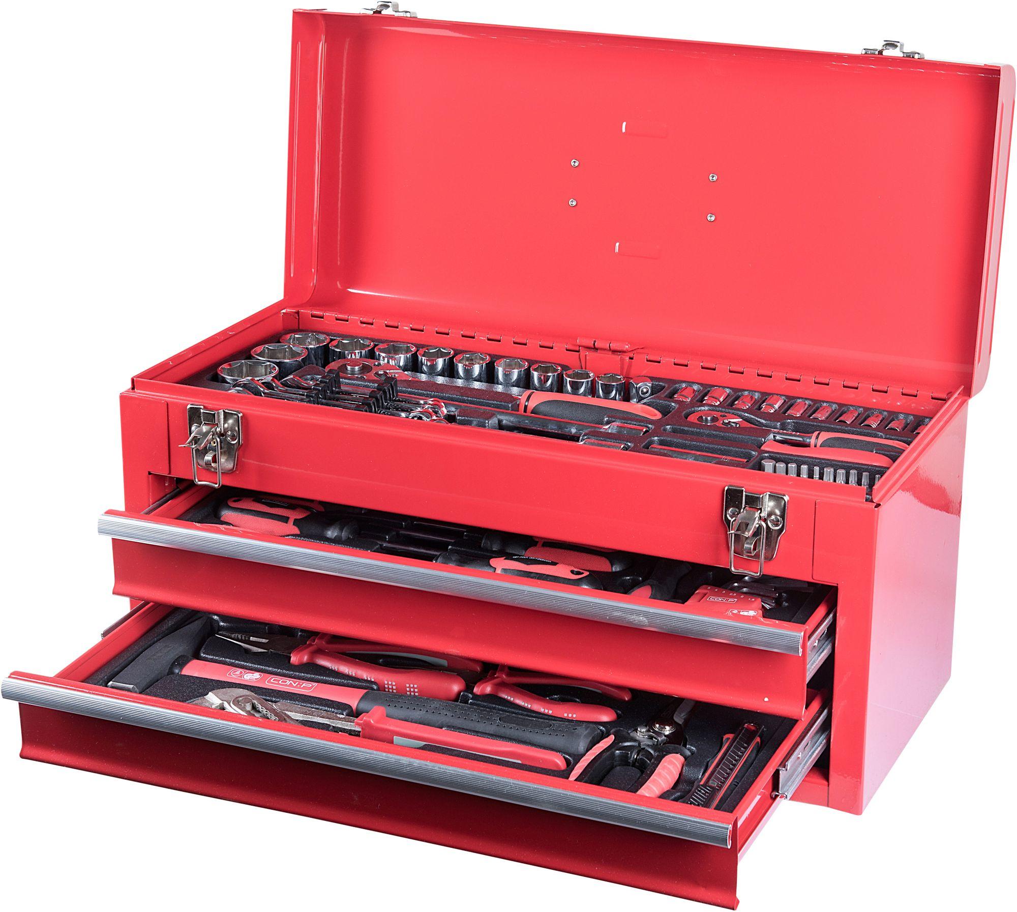 CONNEX  Werkzeugkoffer »85-tlg.«