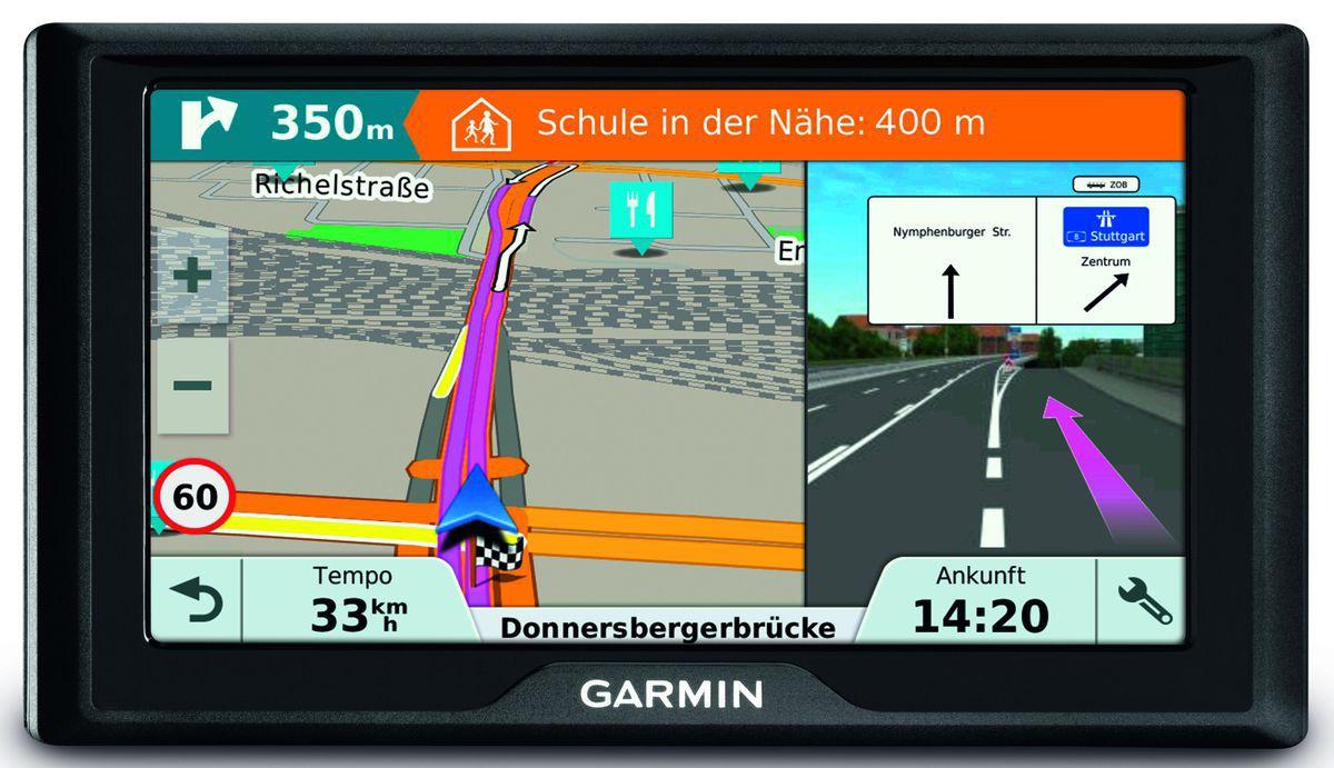 GARMIN Drive 61 LMT-S CE, Navigationssystem