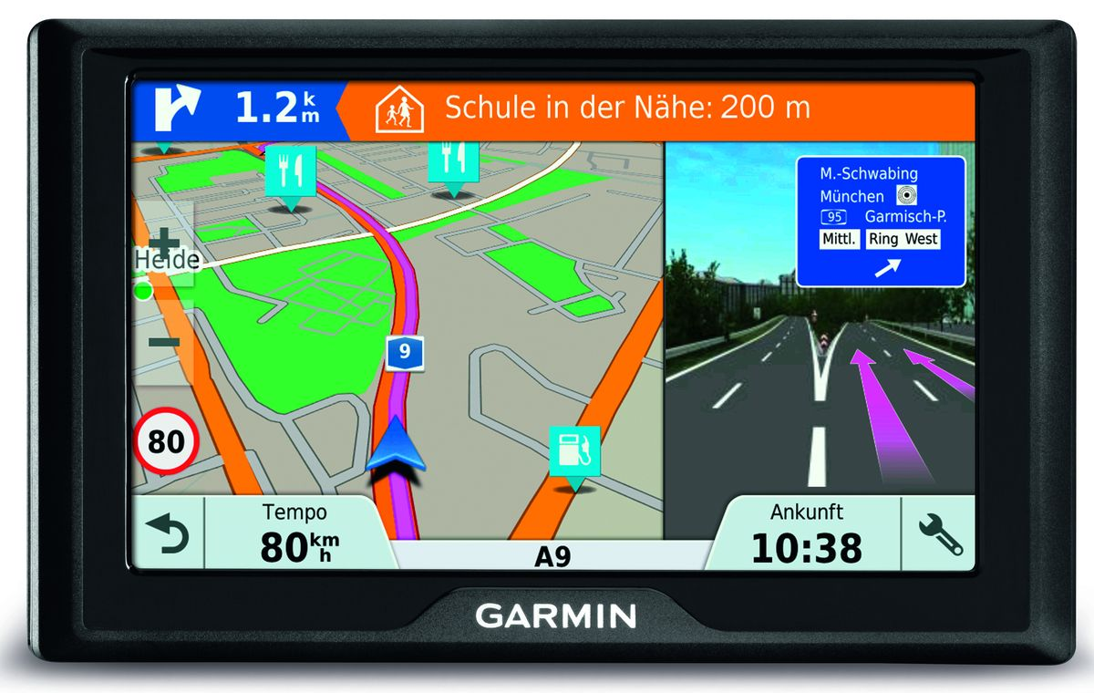GARMIN Drive 51 LMT-S CE, Navigationssystem