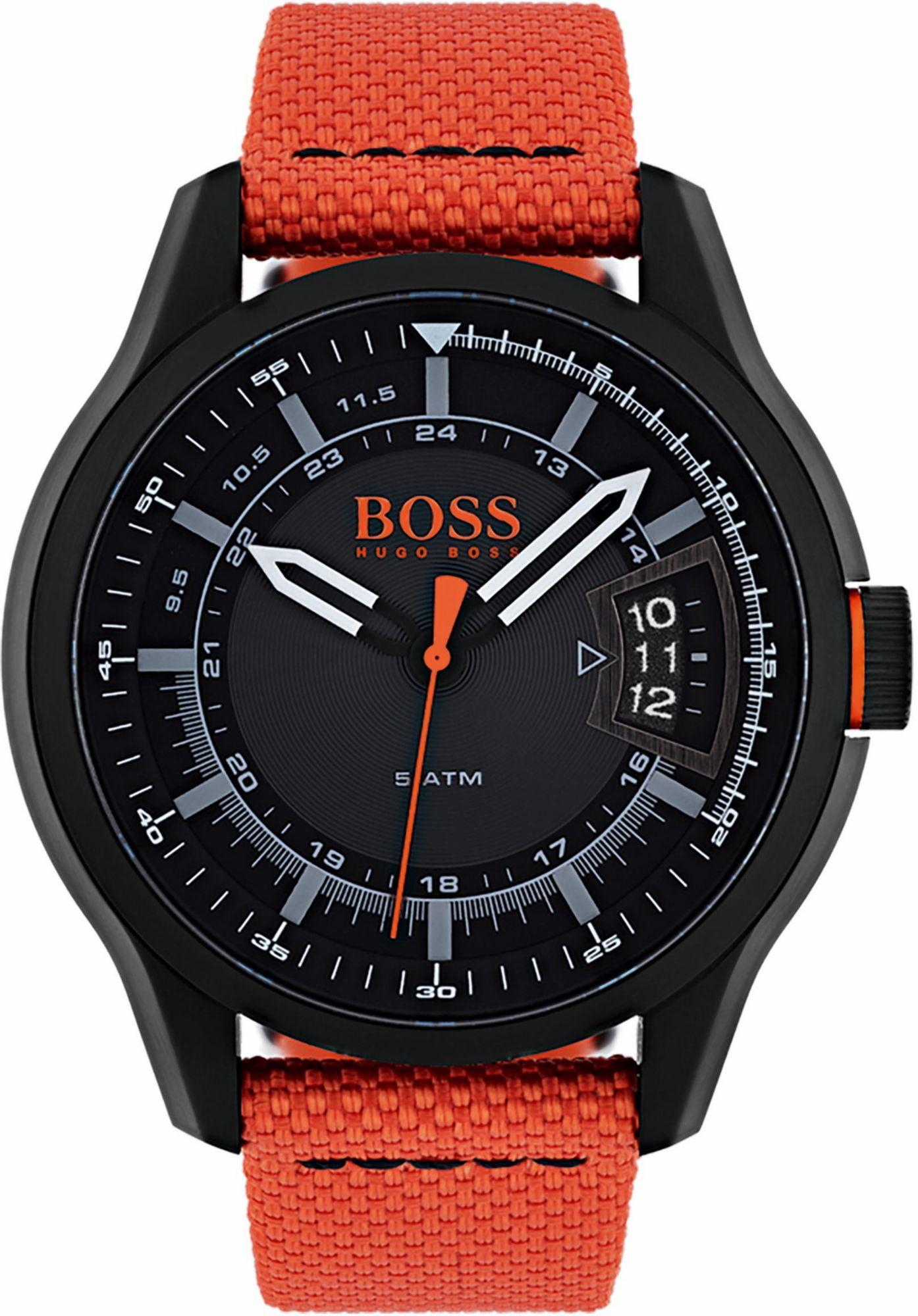 BOSS ORANGE Boss Orange Quarzuhr »HONG KONG, 1550001«