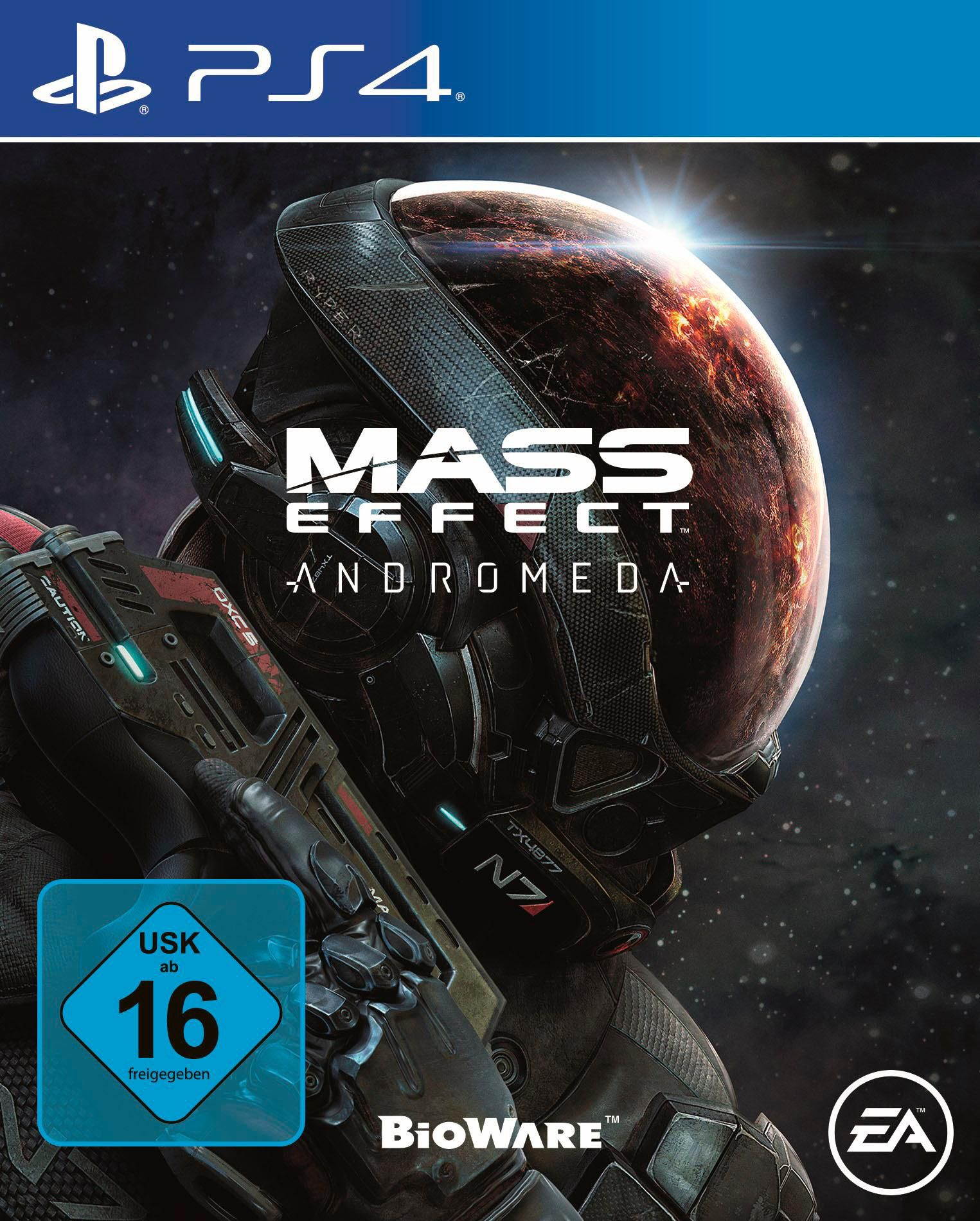 ELECTRONIC ARTS Mass Effect Andromeda PlayStation 4