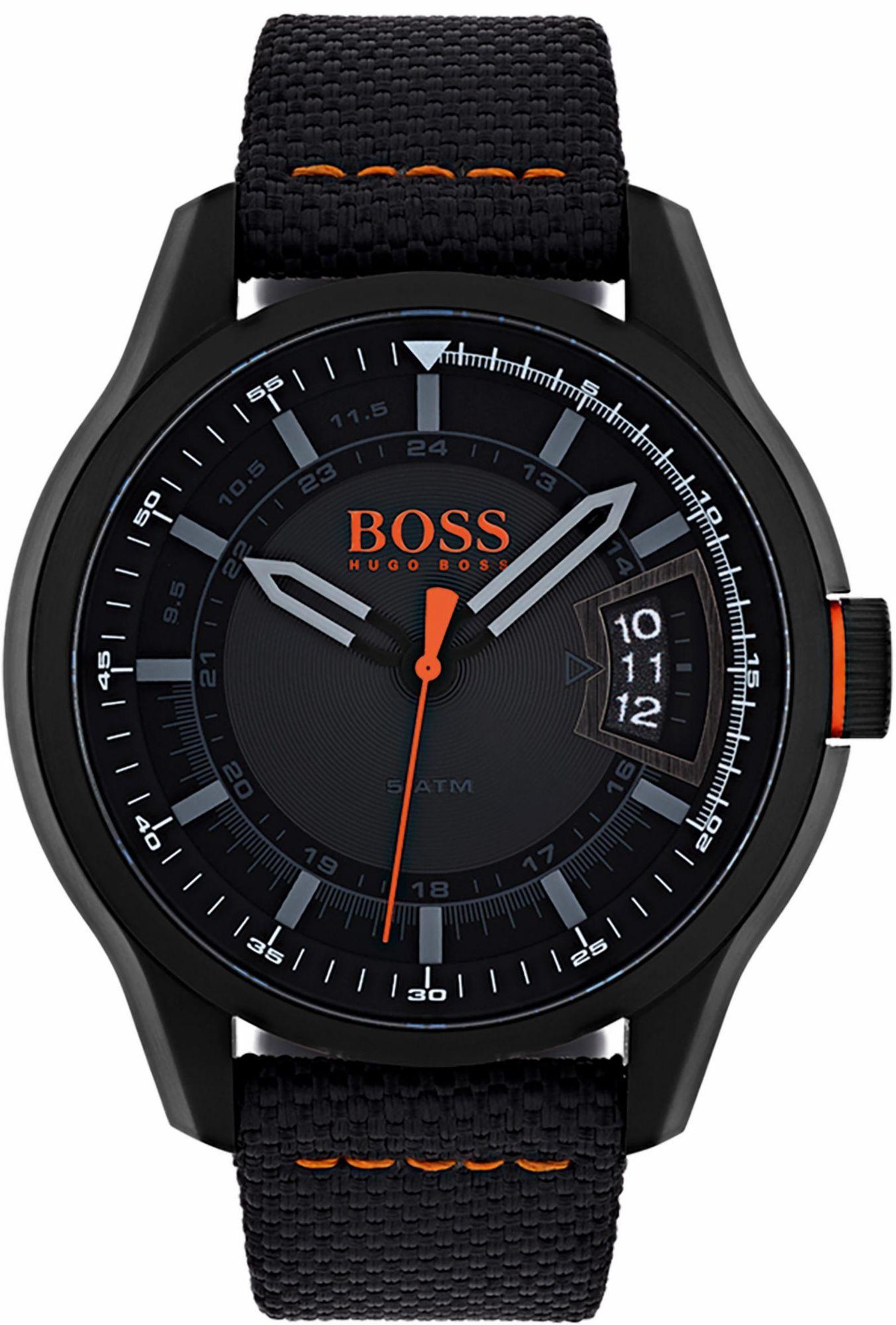 BOSS ORANGE Boss Orange Quarzuhr »HONG KONG, 1550003«
