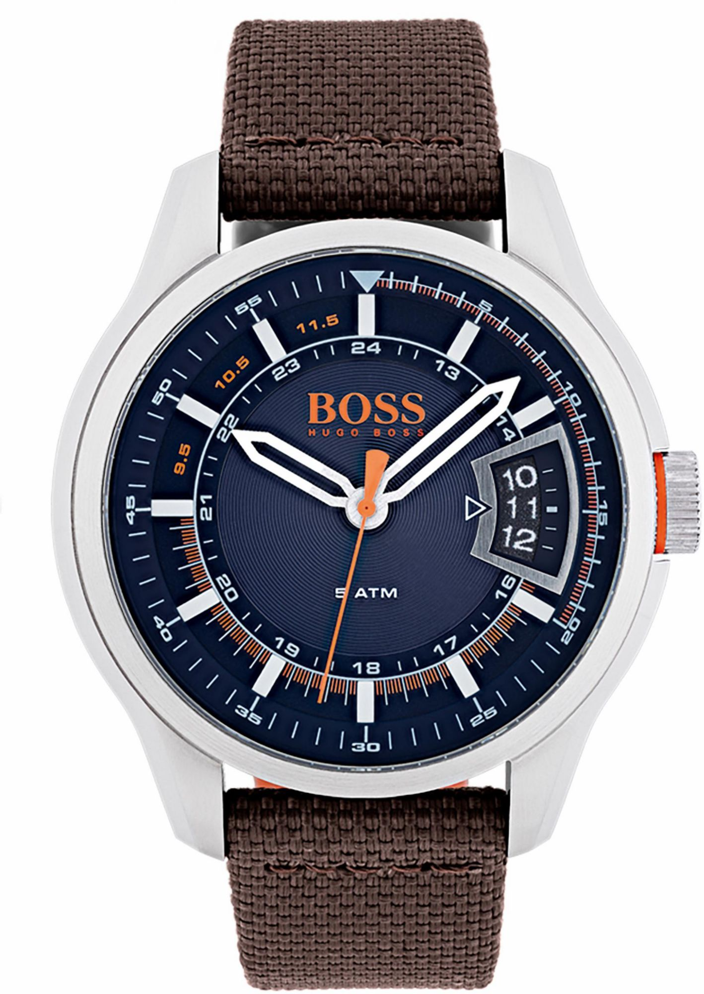 BOSS ORANGE Boss Orange Quarzuhr »HONG KONG, 1550002«