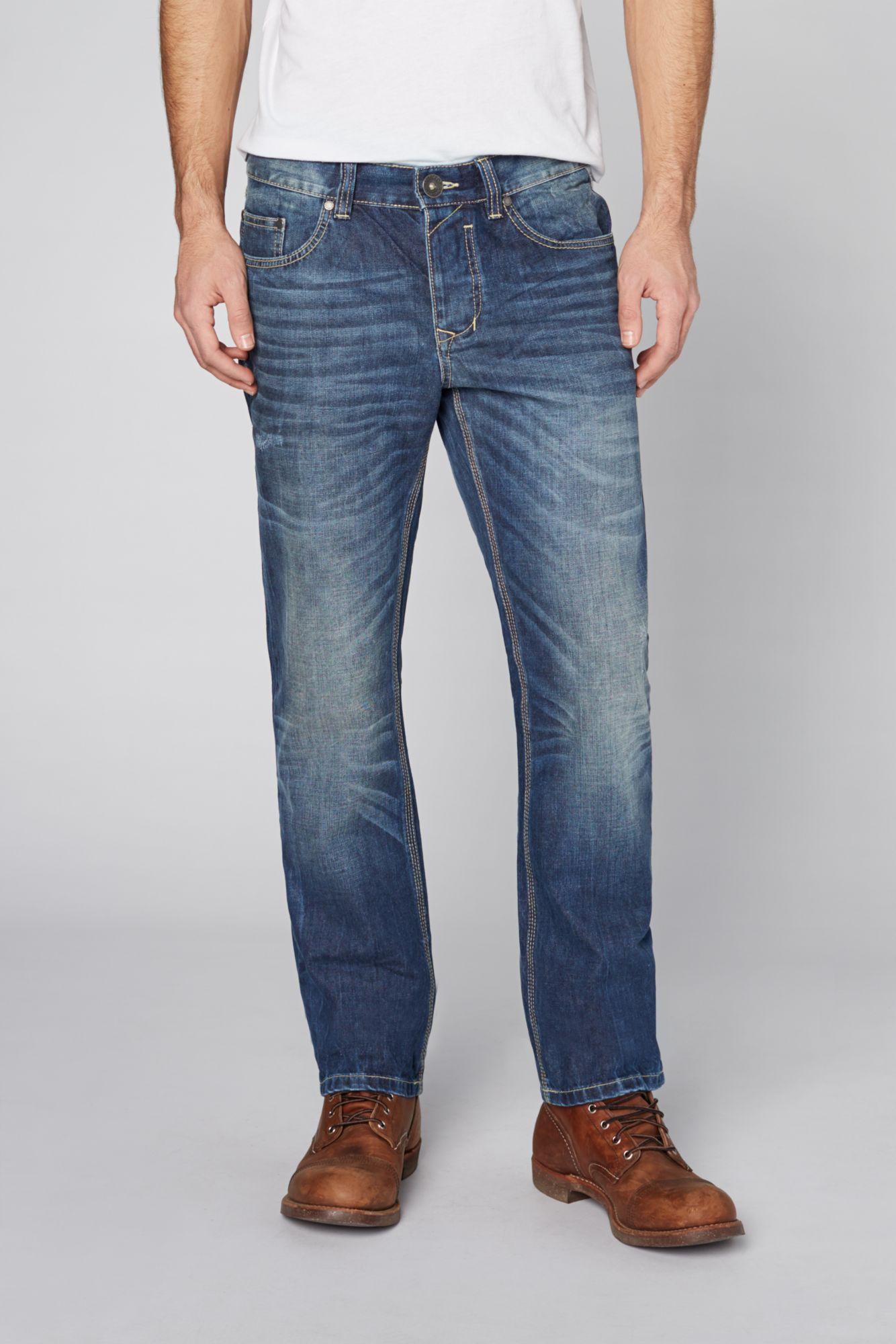COLORADO DENIM  Jeans »C941 STRAIGHT FIT Herren Jeans«