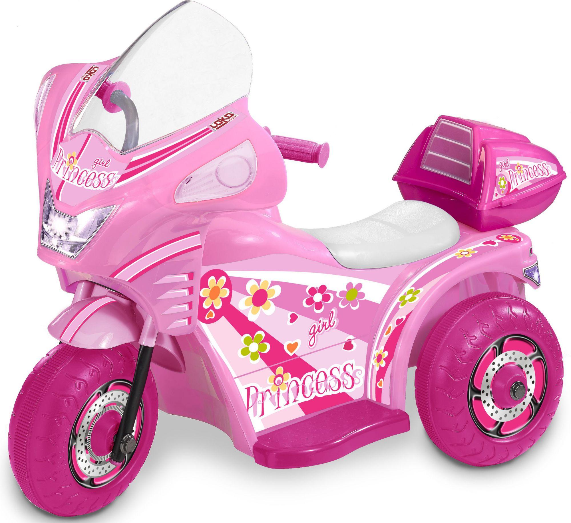 CARROMCO Carromco Elektrofahrzeug für Kinder, »Tribike, Princess«
