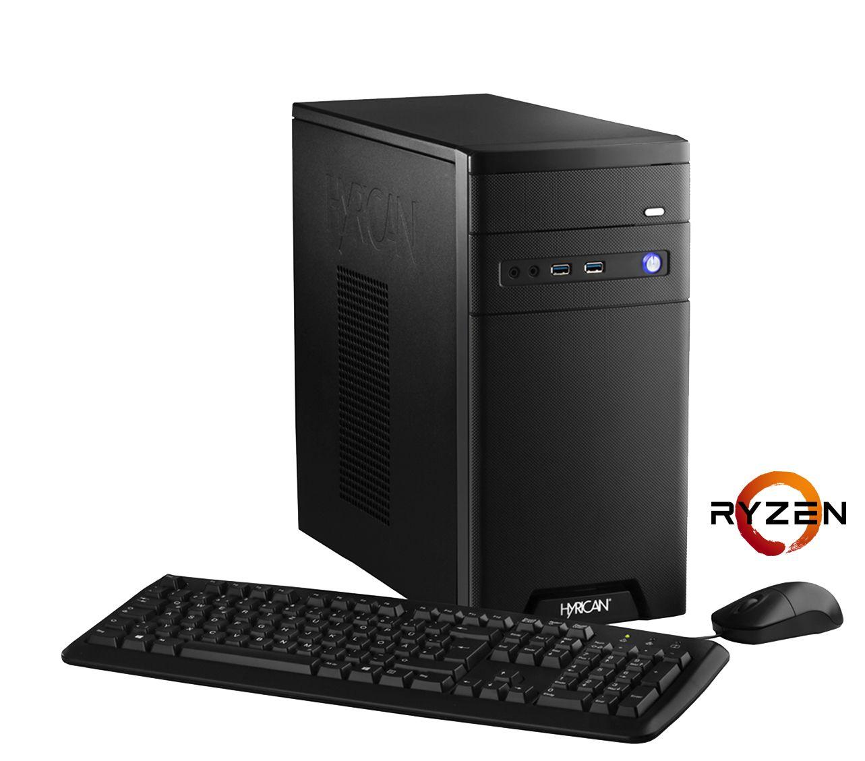 HYRICAN Hyrican AMD Ryzen? 7 1700 , 16GB, 240GB SSD, 1TB, GeForce® GTX 1070 »CyberGamer 5485«