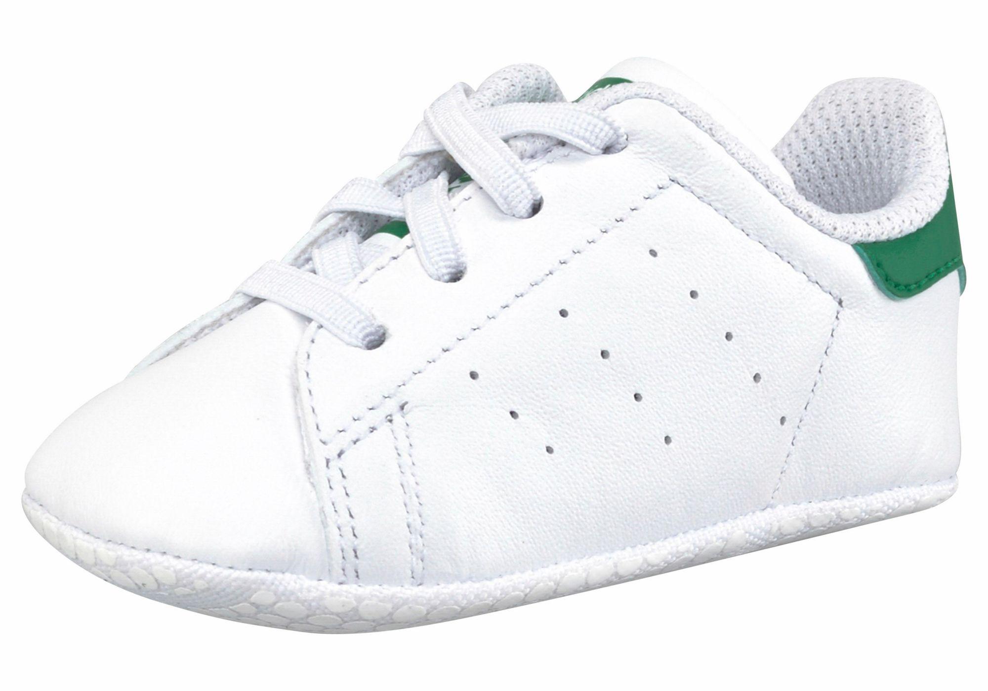 ADIDAS ORIGINALS adidas Originals Lauflernschuh »Stan Smith Crib«