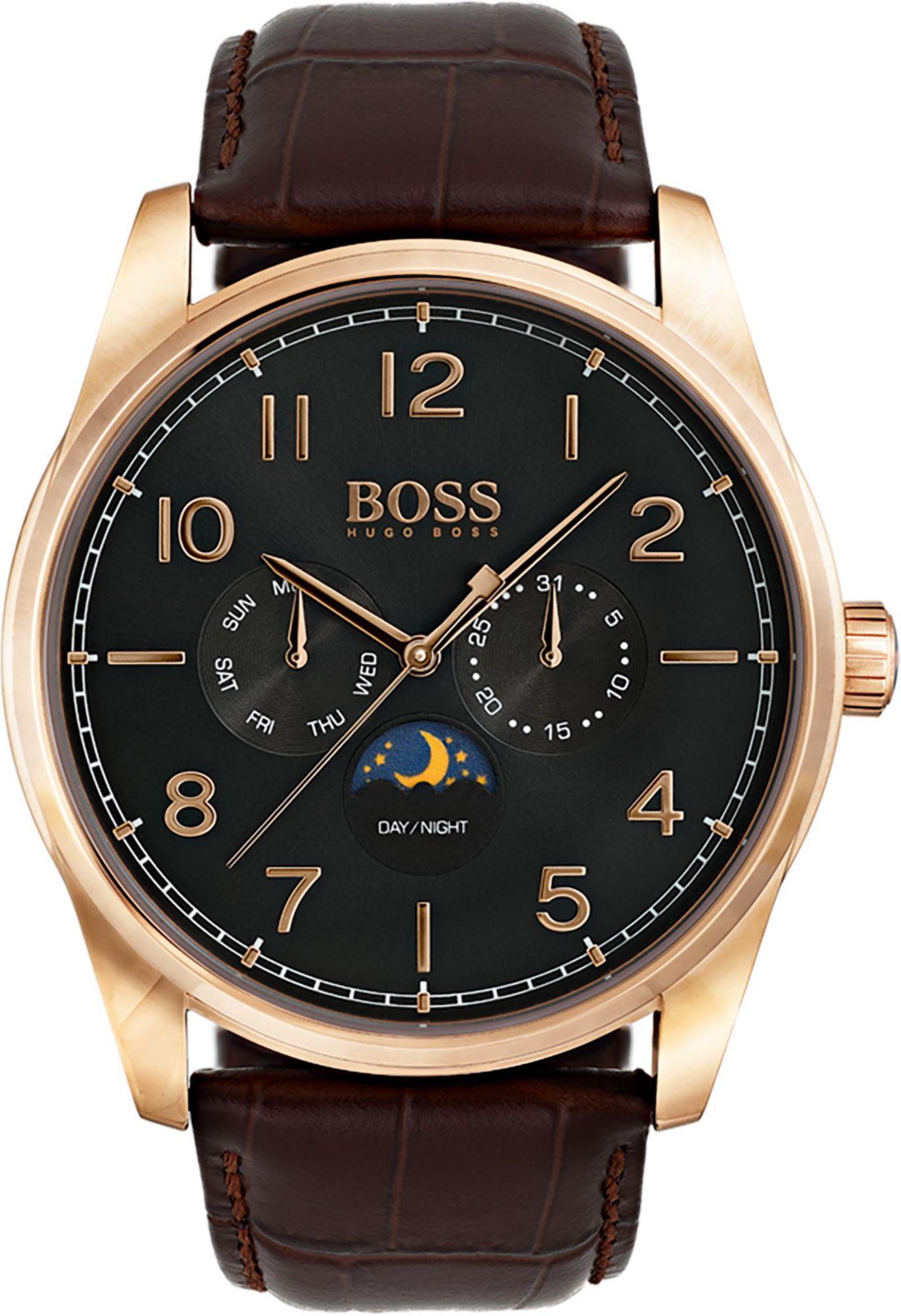 BOSS Boss Multifunktionsuhr »HERITAGE CLASSIC, 1513468«