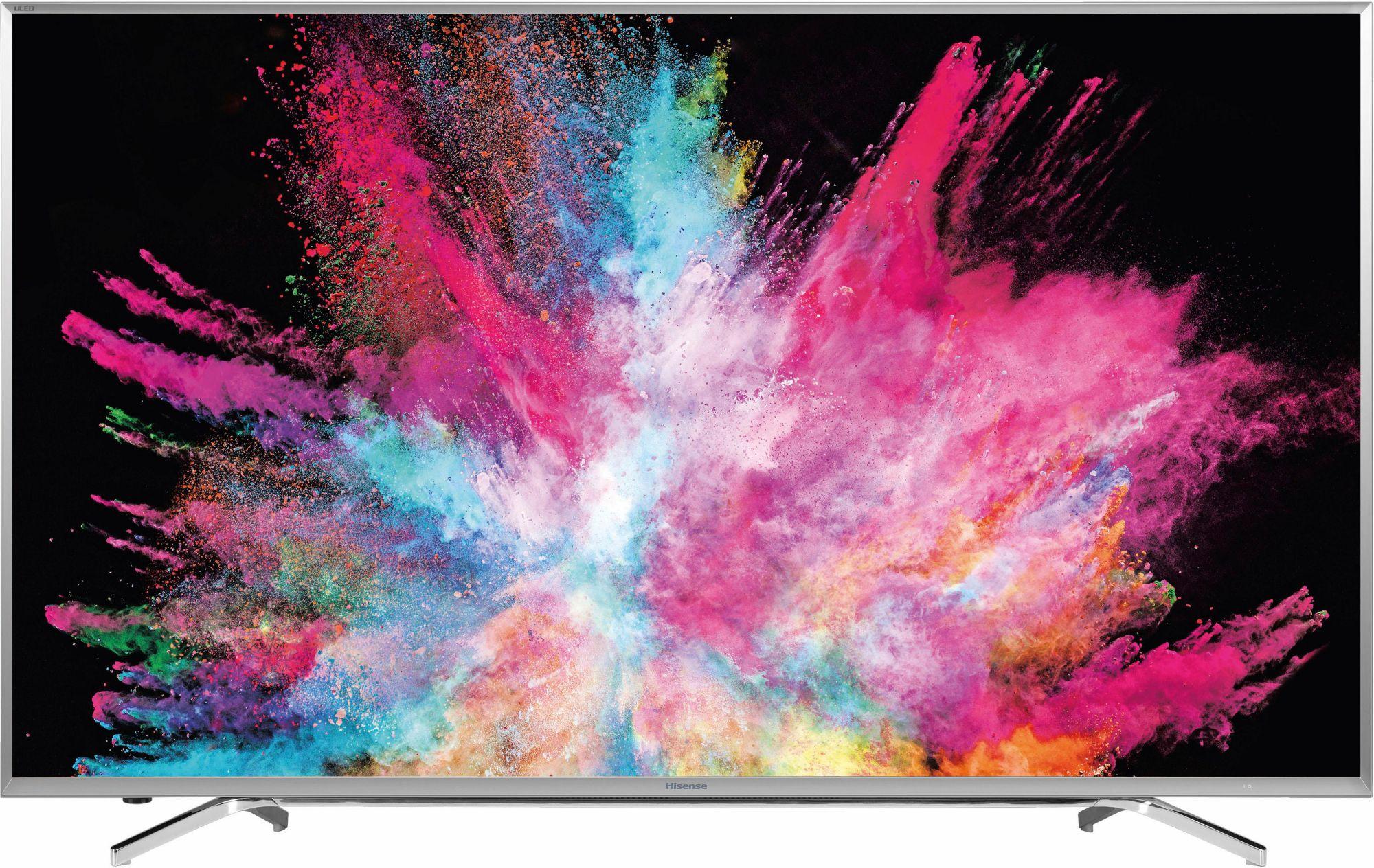 HISENSE Hisense H55M7000, LED Fernseher, 138 cm (55 Zoll), 2160p (4K Ultra HD), Smart-TV