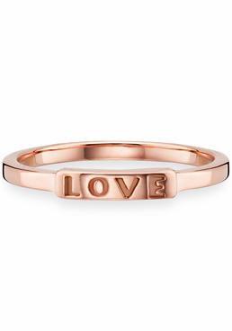 CAÏ  Fingerring »caï love, together forever, C7301R/90/00«