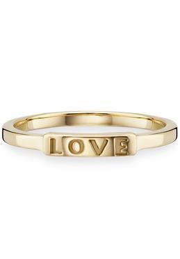 CAÏ  Fingerring »caï love, together forever, C7298R/90/00«