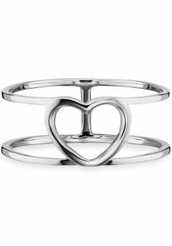 CAÏ  Fingerring »caï love, Herz, hearts <3, C7330R/90/00«