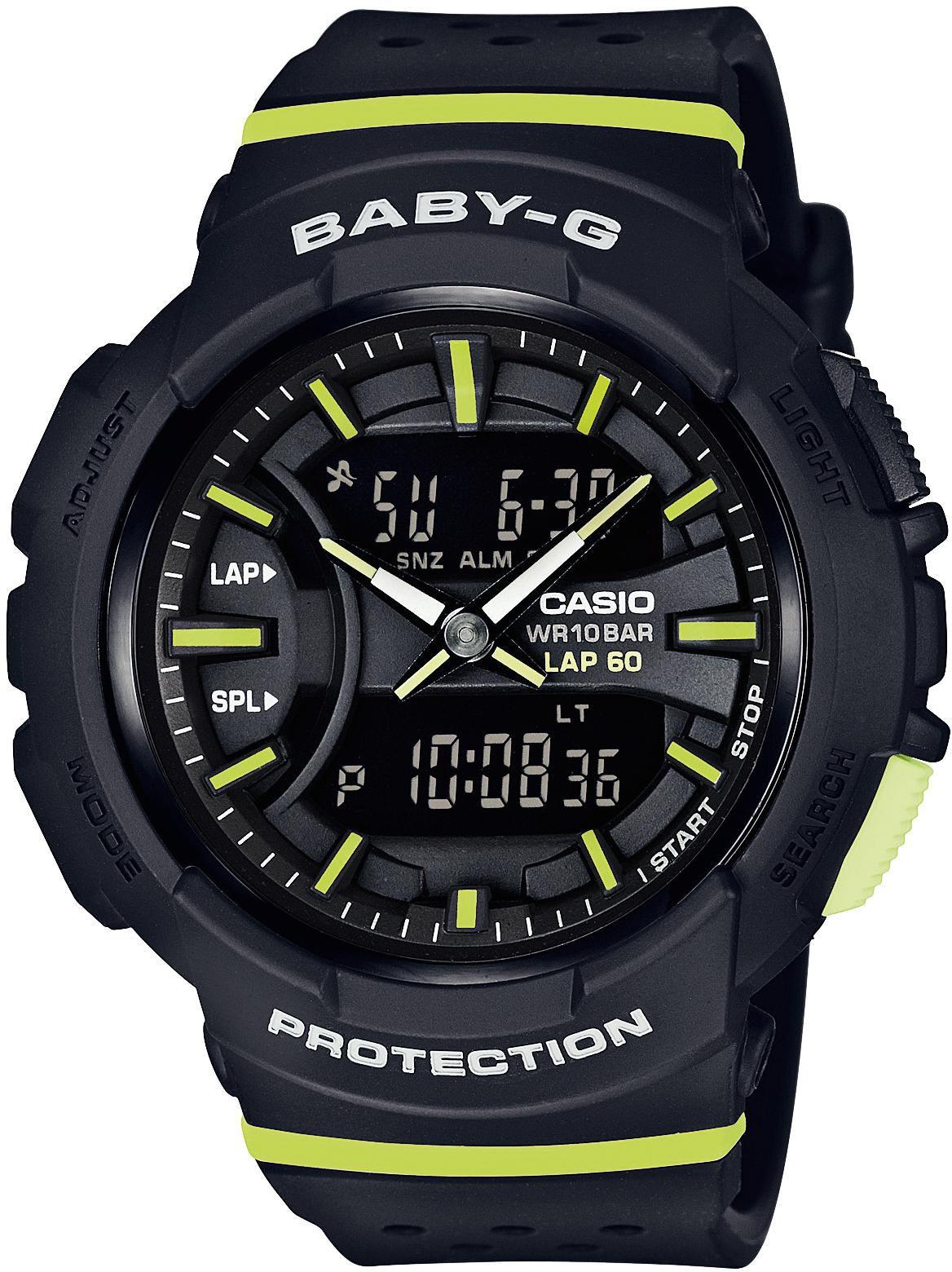 CASIO BABY G Casio Baby-G Chronograph »BGA-240-1A2ER«